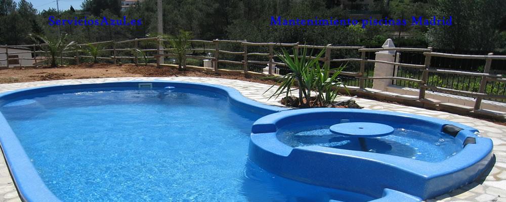 Mantenimiento piscinas leganes for Piscina ciempozuelos
